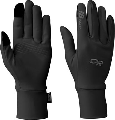 Outdoor Research PL Base Sensor Gloves Women's L - Black - Outdoor Research Hats/Gloves/Scarves