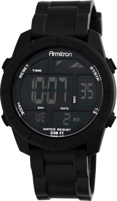 Armitron Men's Sport LCD Digital Watch Black - Armitron Watches
