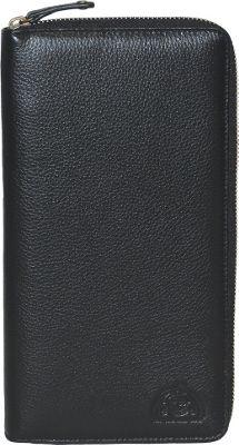 Dopp SoHo RFID Passport Wallet Black - Dopp Travel Wallets