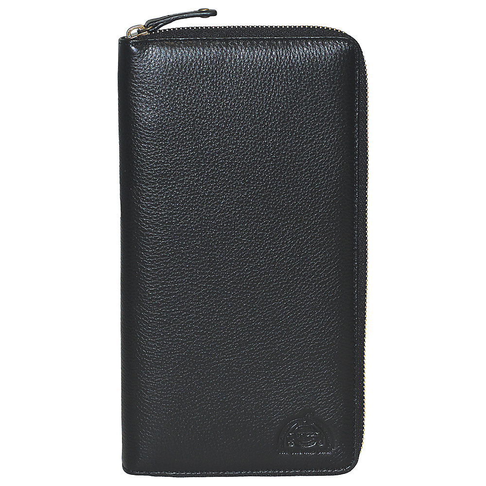 Dopp SoHo RFID Passport Wallet Black Dopp Travel Wallets