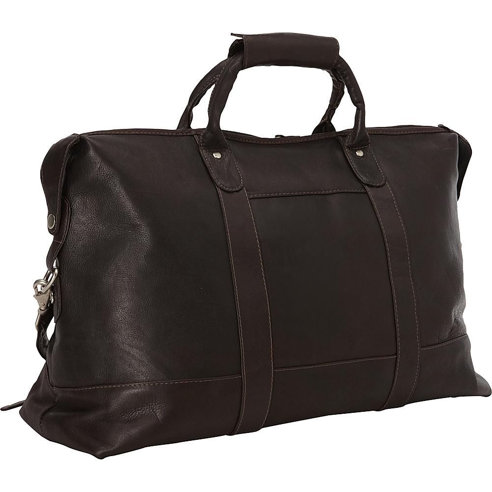 Latico Leathers Carriage Bag Café - Latico Leathers Travel Duffels - Duffels, Travel Duffels