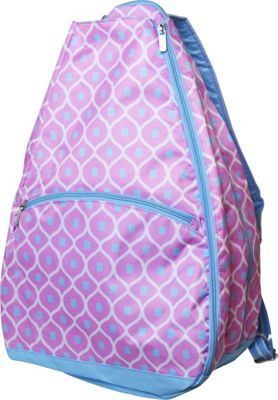 All For Color Tennis Backpack Good Catch - All For Color Racquet Bags