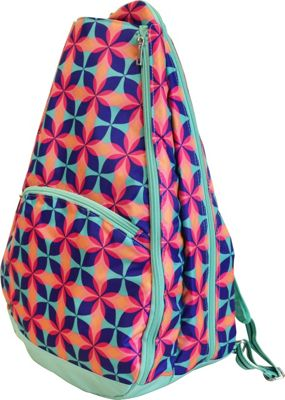 All For Color Tennis Backpack Retroscope - All For Color Racquet Bags