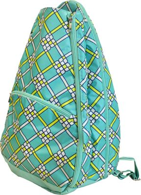 All For Color Tennis Backpack Open Court - All For Color Racquet Bags