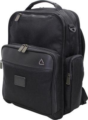 Image of Andiamo Avanti Business Backpack Midnight Black - Andiamo Laptop Backpacks