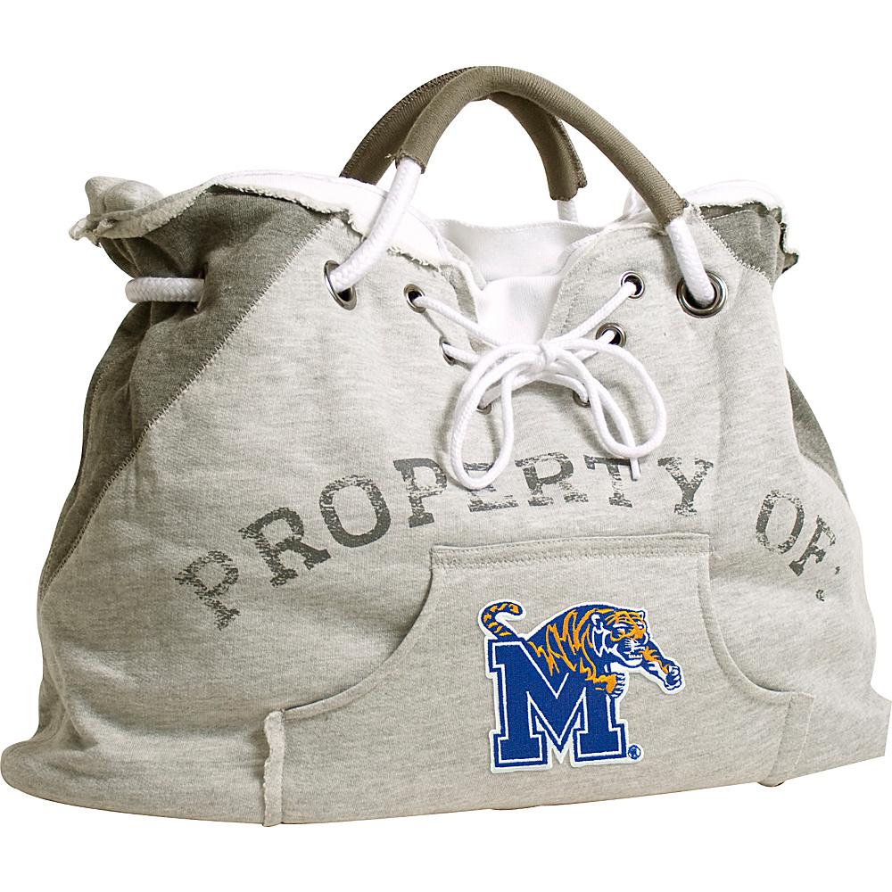 Littlearth Hoodie Tote - College Teams Memphis, U of - Littlearth Fabric Handbags - Handbags, Fabric Handbags