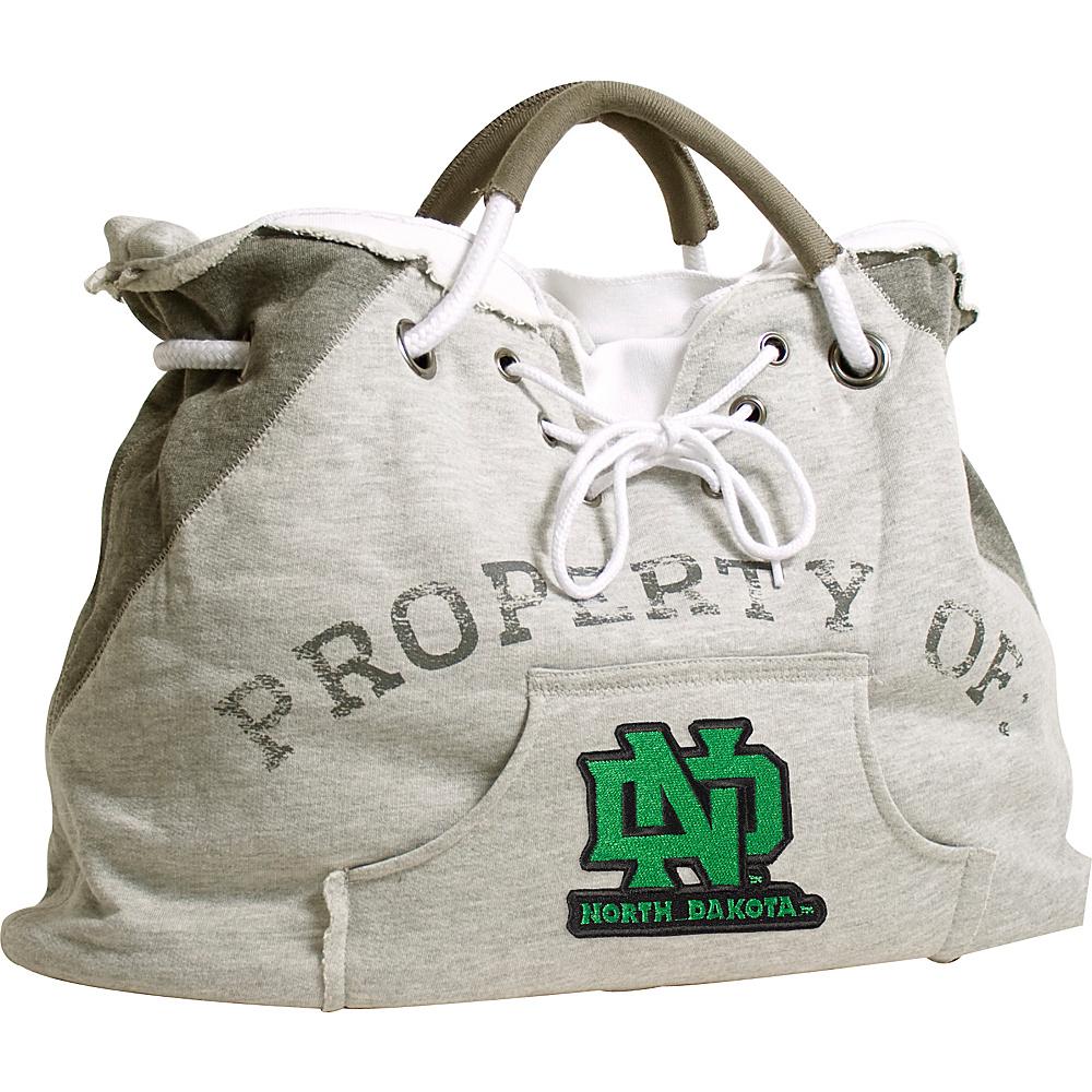 Littlearth Hoodie Tote - College Teams North Dakota, U of - Littlearth Fabric Handbags - Handbags, Fabric Handbags
