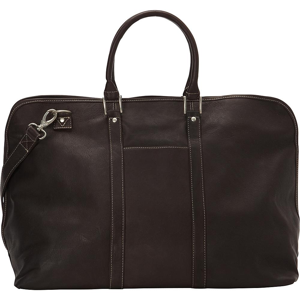 Le Donne Leather Drifter Duffel Cafe - Le Donne Leather Rolling Duffels - Luggage, Rolling Duffels