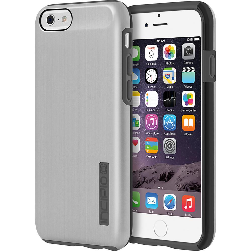 Incipio DualPro SHINE iPhone 6/6s Case Silver/Gray - Incipio Electronic Cases - Technology, Electronic Cases