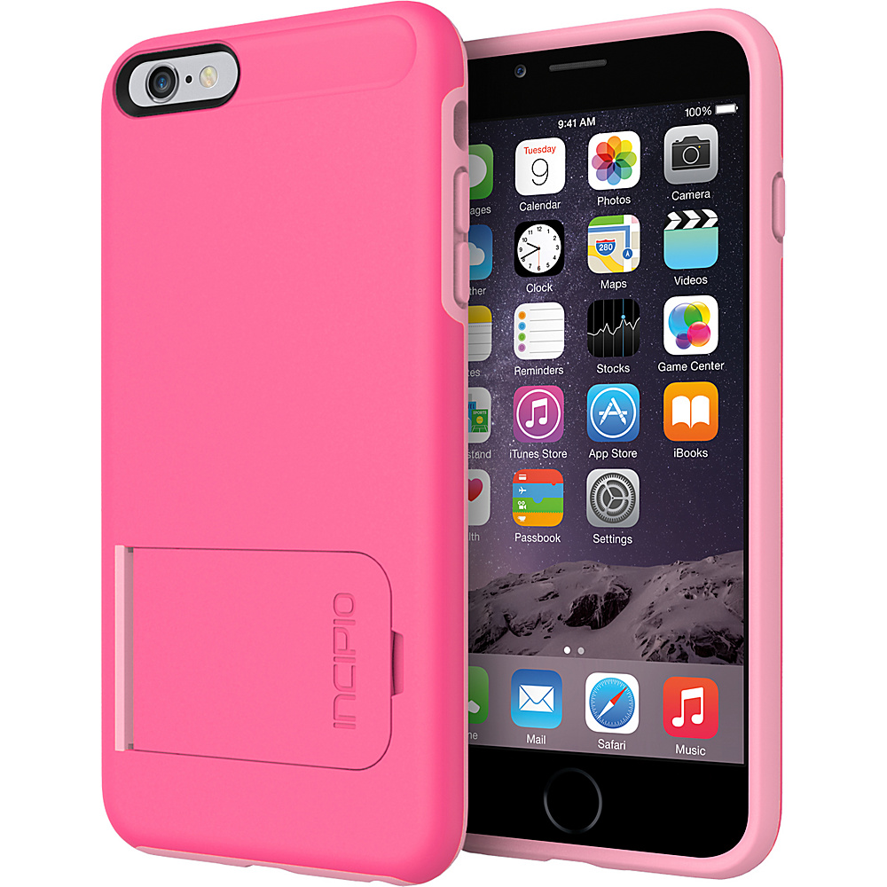 Incipio Kick snap iPhone 6/6s Plus Case Pink/Light Pink - Incipio Electronic Cases - Technology, Electronic Cases