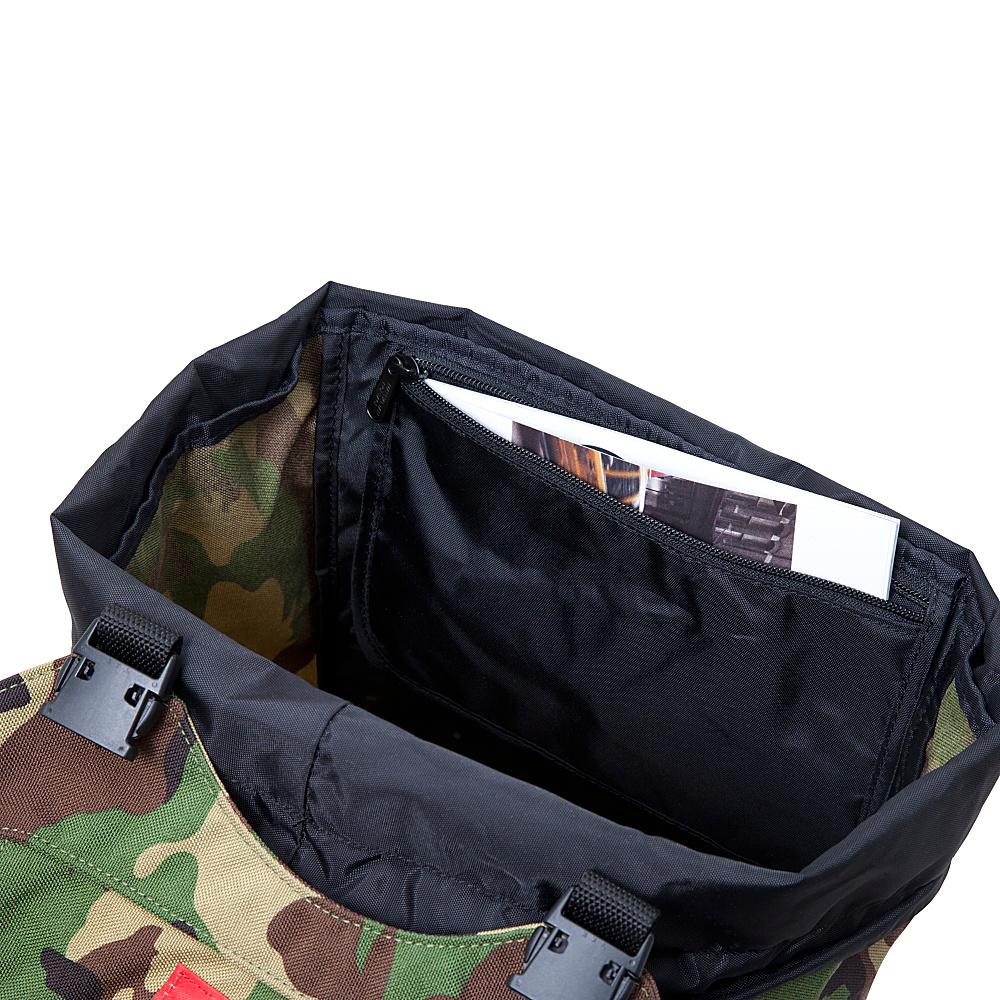 Manhattan Portage Hiker Backpack 3 Navy - Manhattan Portage Everyday Backpacks