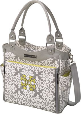 Petunia Pickle Bottom City Carryall Breakfast in Berkshire - Petunia Pickle Bottom Diaper Bags & Accessories