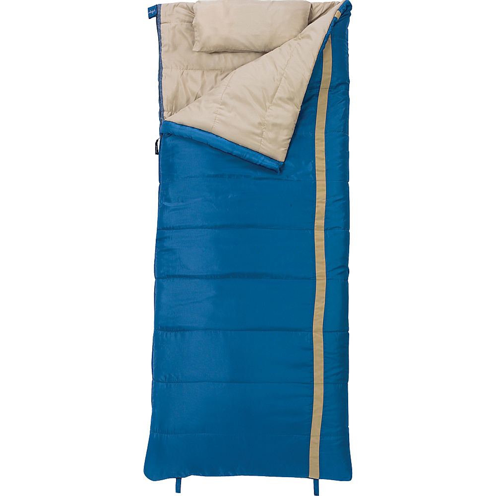 Slumberjack Timberjack 20 Degree Regular Right Hand Sleeping Bag Blue Slumberjack Outdoor Accessories