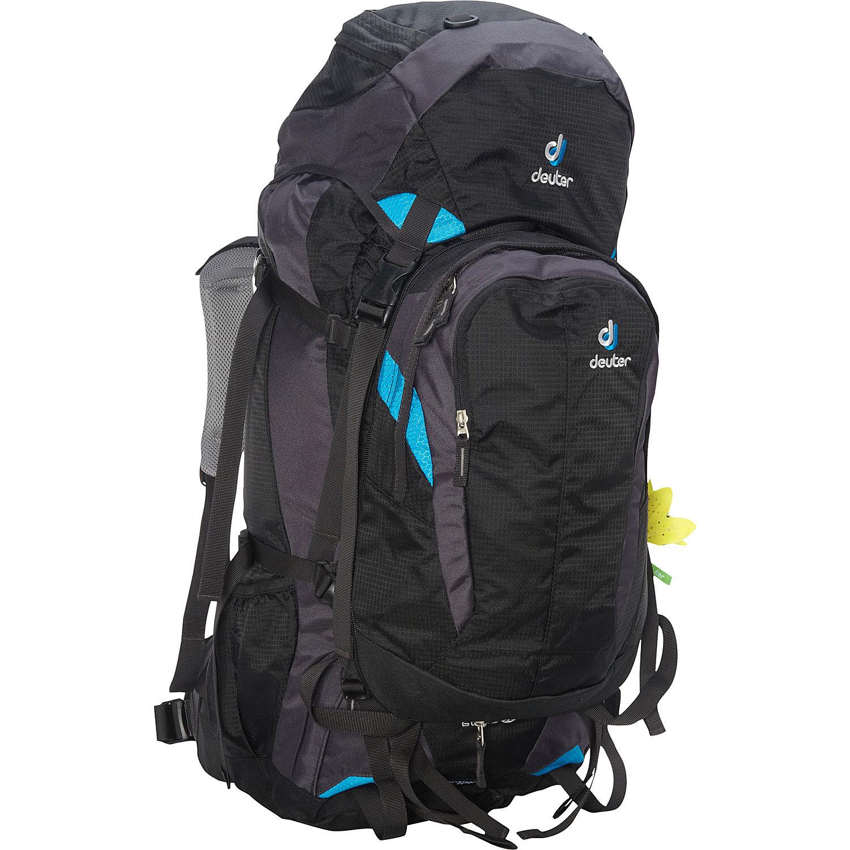 deuter quantum 60 10 sl travel backpack. Black Bedroom Furniture Sets. Home Design Ideas