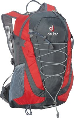 Deuter Airlite 16 Hiking Backpack granite/fire - Deuter Day Hiking Backpacks