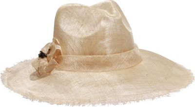 Gottex Ciel Hat One Size - Natural - Gottex Hats/Gloves/Scarves