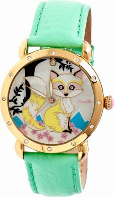 Bertha Watches Vivica Watch Mint/Multicolor - Bertha Watches Watches