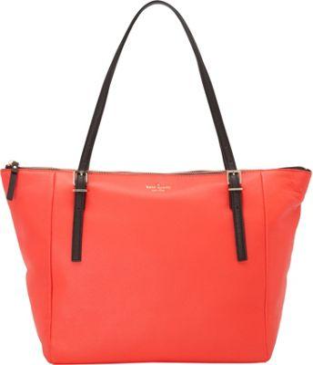 kate spade new york Emma Lane Maya Tote Geranium - kate spade new york Designer Handbags