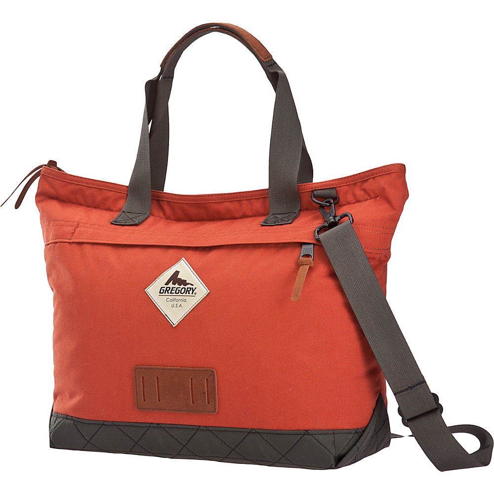 Gregory Sunrise Tote Rust Gregory All Purpose Totes