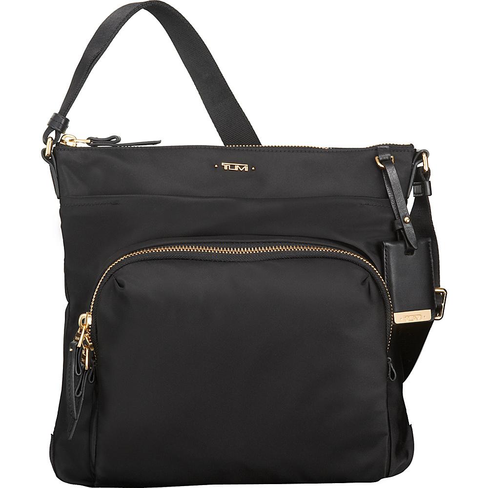 Tumi Voyageur Capri Crossbody Black Tumi Designer Handbags