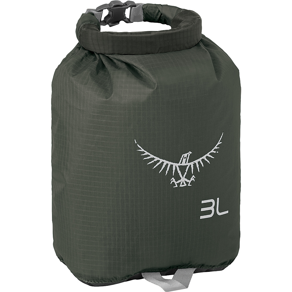 Osprey Ultralight Dry Sack Shadow Grey – 3L Osprey Outdoor Accessories
