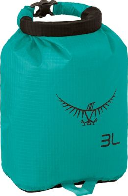 Osprey Ultralight Dry Sack Tropic Teal â?? 3L - Osprey Outdoor Accessories