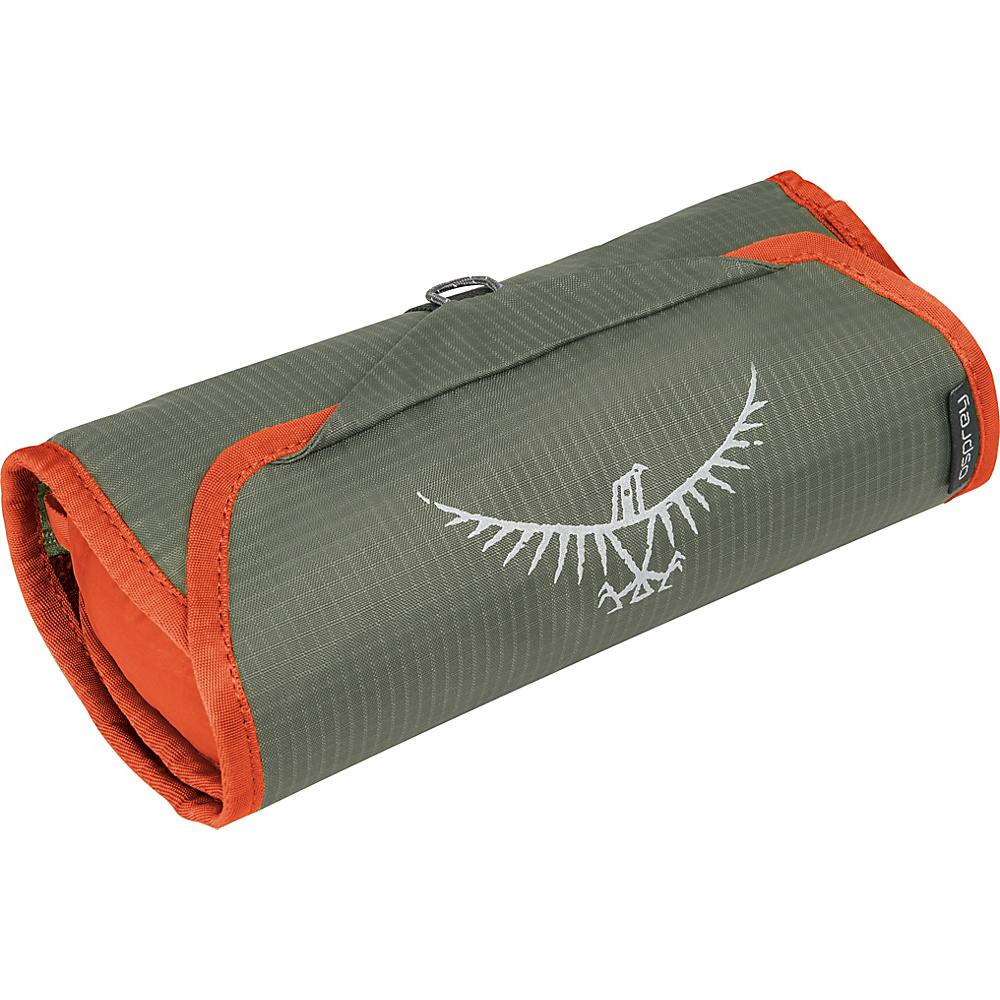 Osprey Ultralight Roll Organizer Poppy Orange Osprey Toiletry Kits