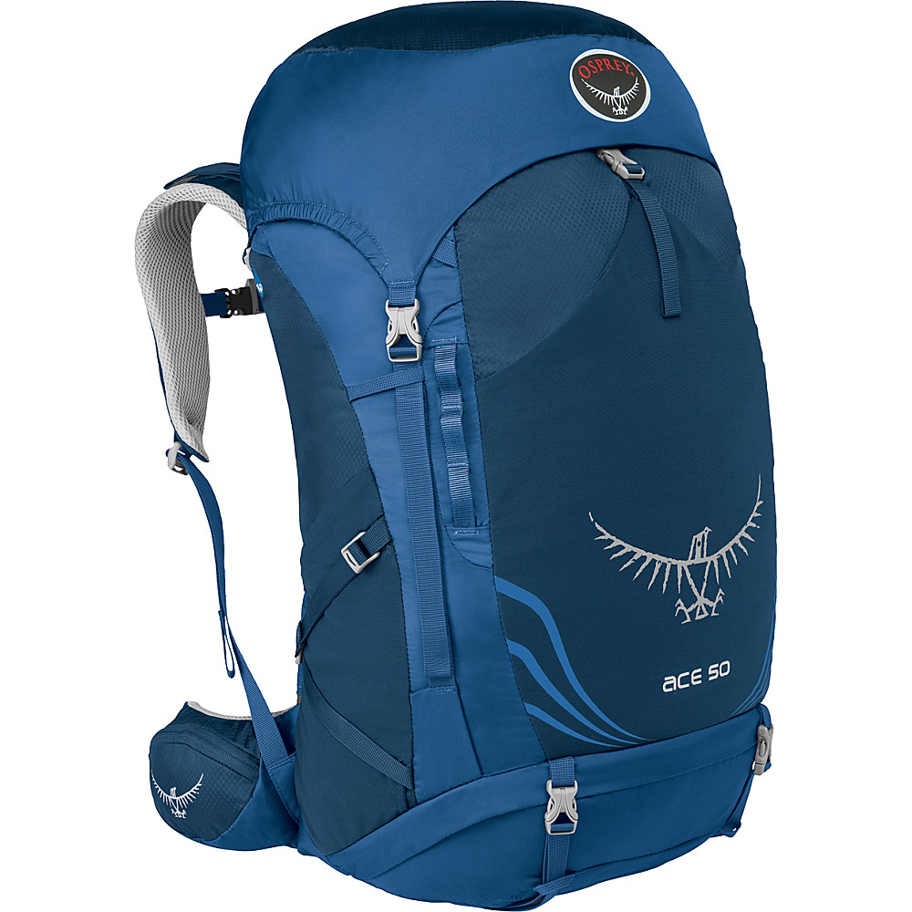 Osprey Ace 50 Kid s Night Sky Blue Osprey Backpacking Packs