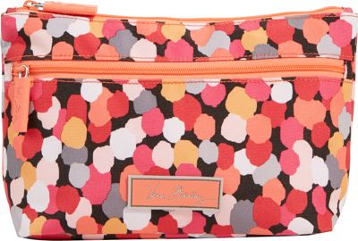 Vera Bradley Lighten Up Travel Cosmetic Pixie Confetti - Vera Bradley Ladies Cosmetic Bags