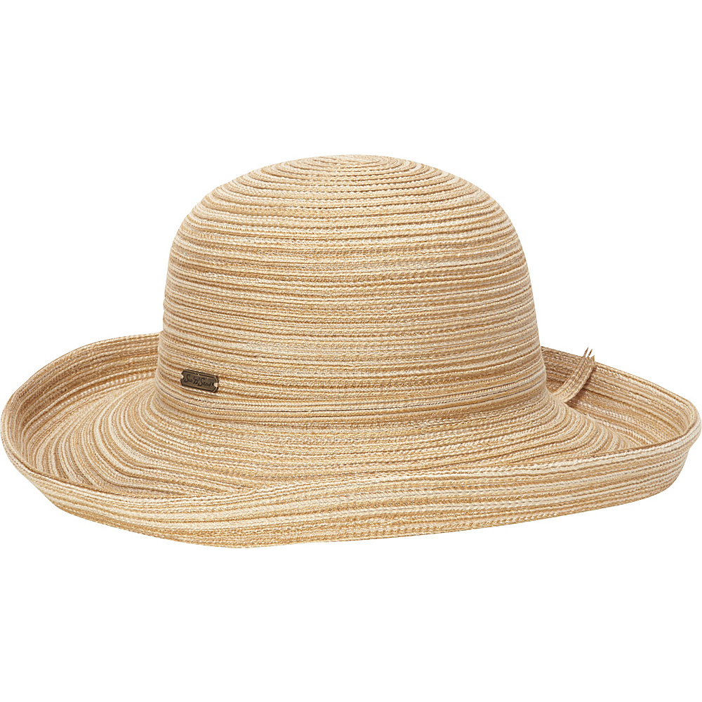 Sun N Sand Upbrim Hat One Size - Tan - Sun N Sand Hats/Gloves/Scarves - Fashion Accessories, Hats/Gloves/Scarves