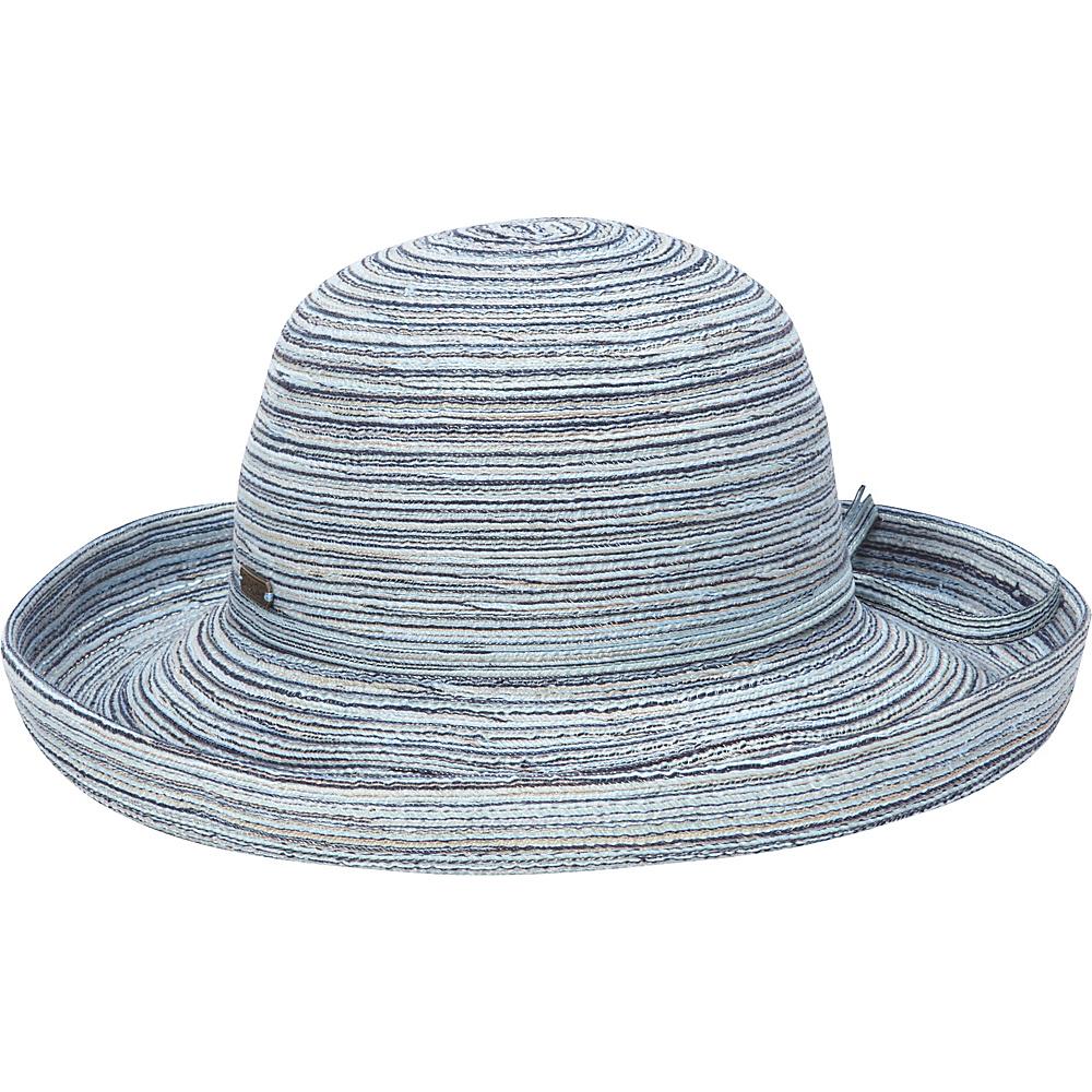 Sun N Sand Upbrim Hat One Size - Blue - Sun N Sand Hats/Gloves/Scarves - Fashion Accessories, Hats/Gloves/Scarves