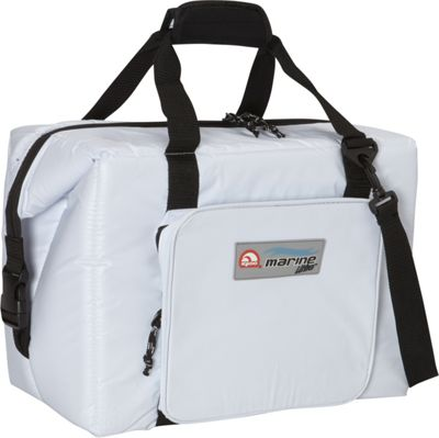 Igloo Marine Ultra 36 Can Snap Down Cooler White - Igloo Outdoor Coolers