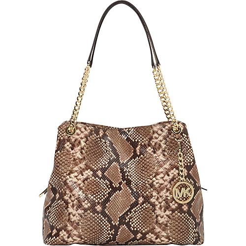 MICHAEL Michael Kors Jet Set Large Chain Shoulder Tote Blossom - MICHAEL Michael Kors Designer Handbags