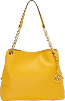 MICHAEL Michael Kors Jet Set Large Chain Shoulder Tote Sun - MICHAEL Michael Kors Designer Handbags