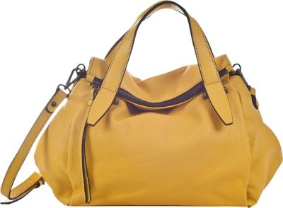 Sanctuary Handbags Village Small Satchel Lemon - Sanctuary Handbags Designer Handbags