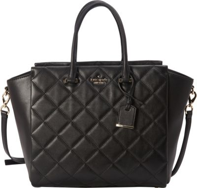 kate spade new york Emerson Place Hayden Black - kate spade new york Designer Handbags