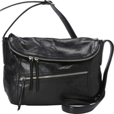 Hobo Shane Crossbody Black - Hobo Leather Handbags