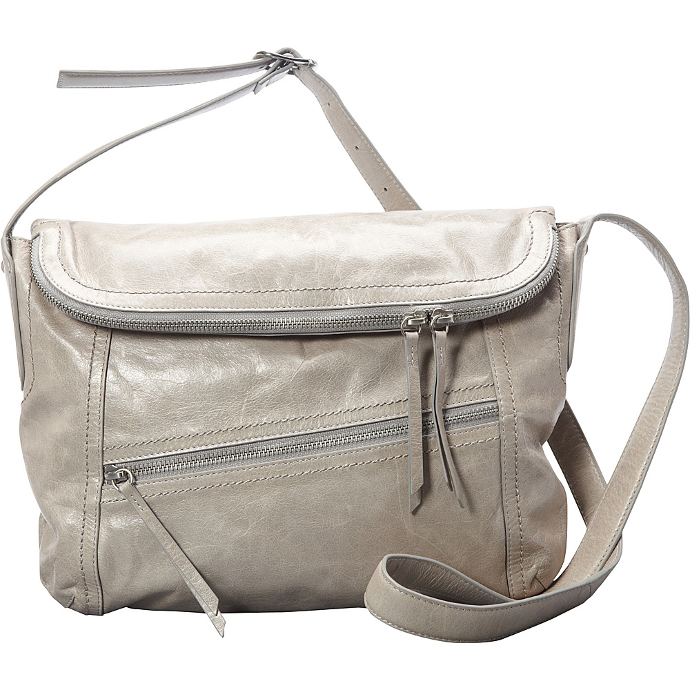 8aa435a07067 UPC 604599228496 product image for Hobo Shane Crossbody Cloud - Hobo  Leather Handbags