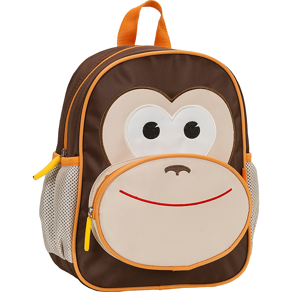 Rockland Luggage My First Backpack MONKEY Rockland Luggage Everyday Backpacks