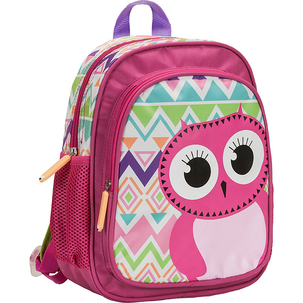 Rockland Luggage My First Backpack OWL Rockland Luggage Everyday Backpacks