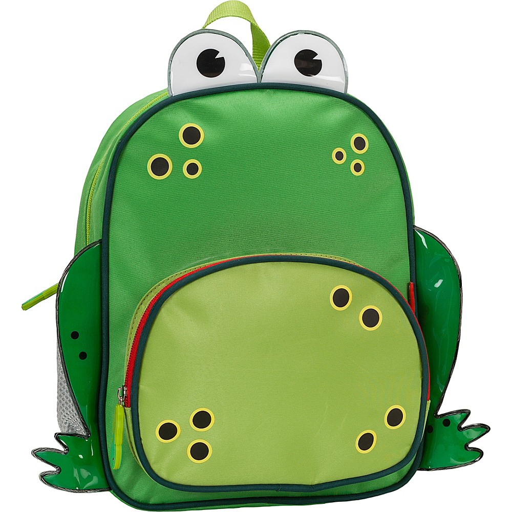 Rockland Luggage My First Backpack FROG Rockland Luggage Everyday Backpacks