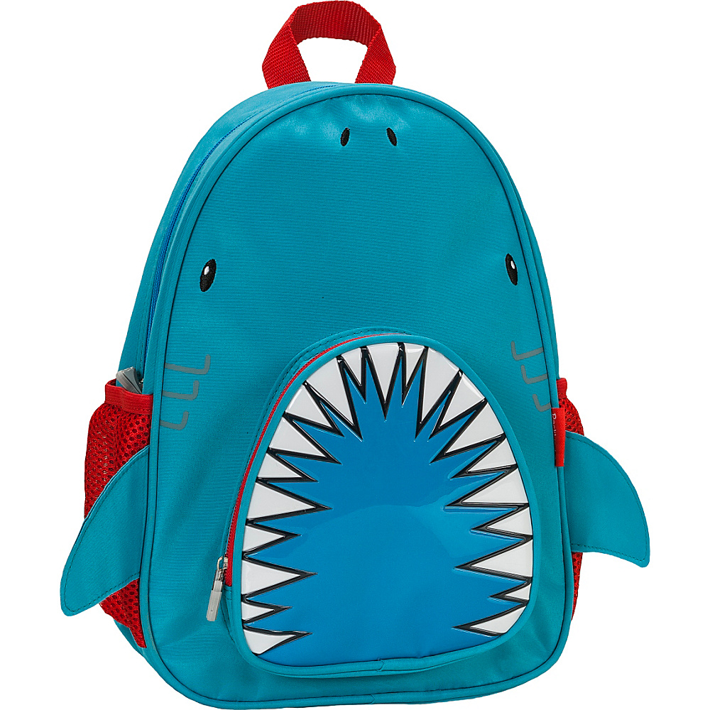 Rockland Luggage My First Backpack SHARK Rockland Luggage Everyday Backpacks