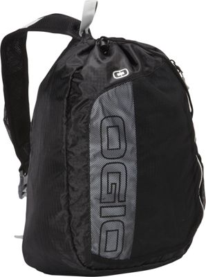 OGIO String Sling Black/Silver - OGIO Everyday Backpacks