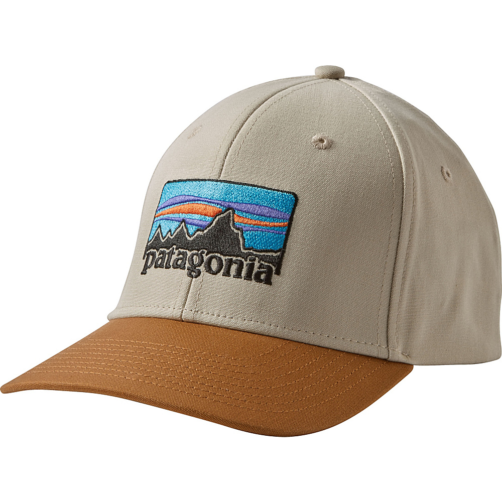 Patagonia 73 Logo Roger That Hat One Size - Pelican - Patagonia Hats/Gloves/Scarves - Fashion Accessories, Hats/Gloves/Scarves