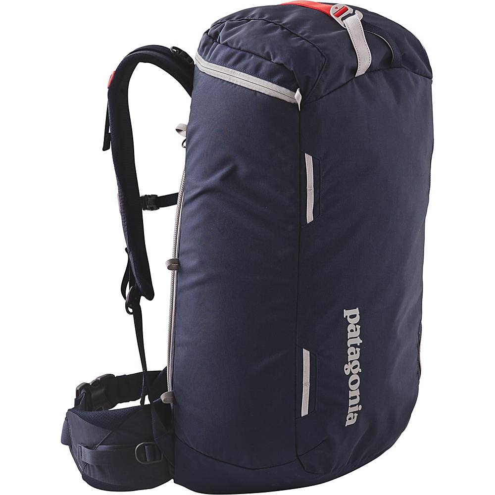 Patagonia Cragsmith Pack 35L L XL Navy Blue Patagonia Day Hiking Backpacks