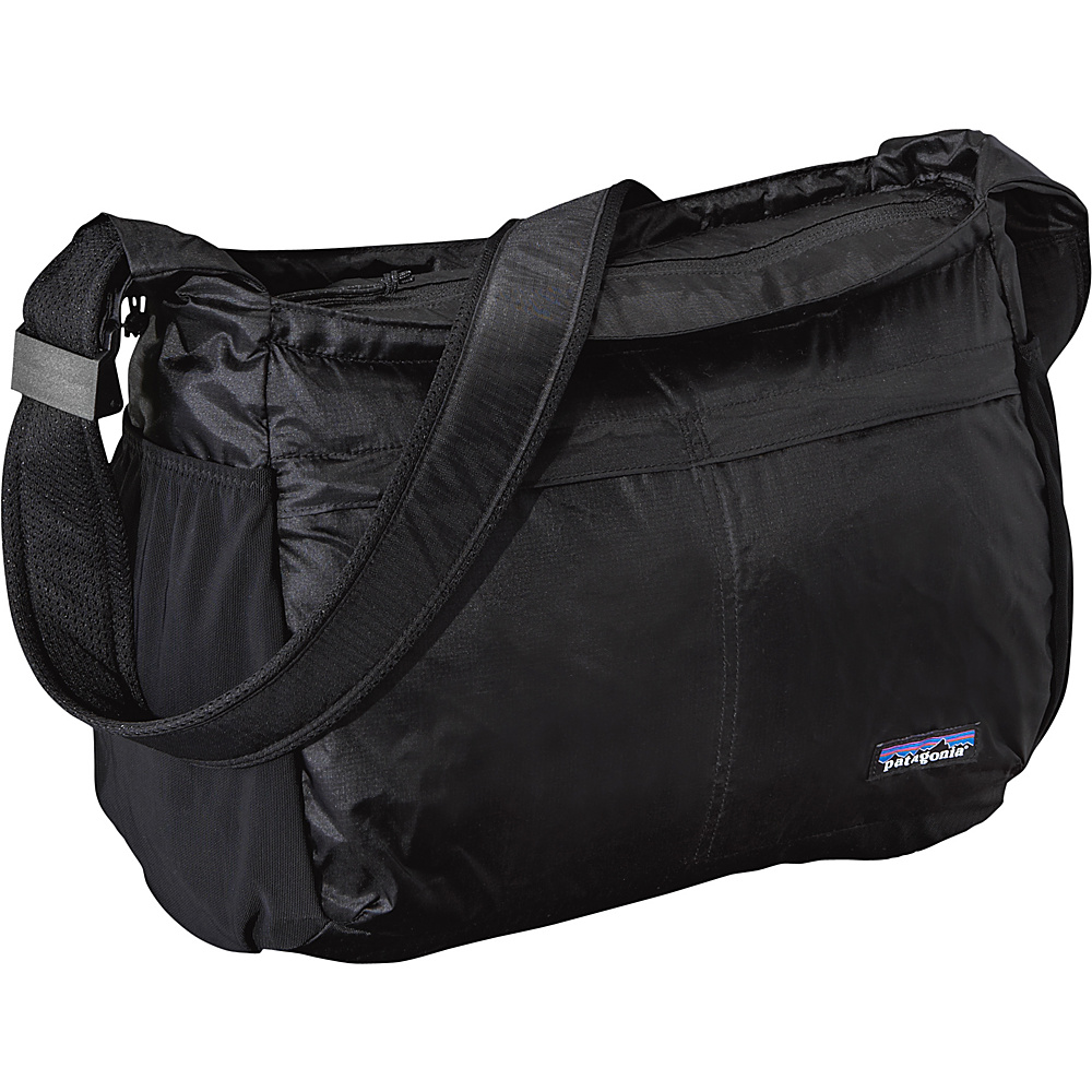 Patagonia Lightweight Travel Courier Black Patagonia Messenger Bags