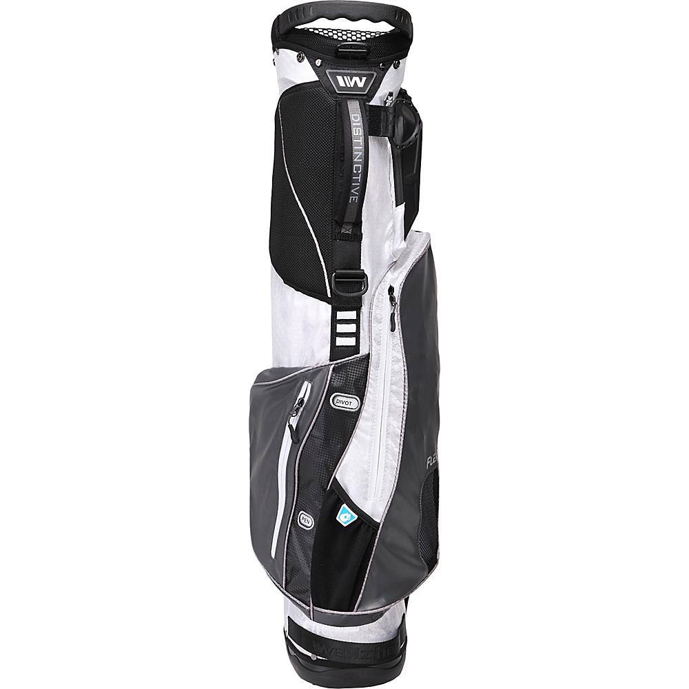 wellzher t e sunday v2 golf carry bag 8 colors golf bag. Black Bedroom Furniture Sets. Home Design Ideas