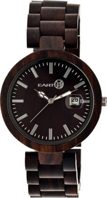 Earth Wood Stomates Watch Espresso - Earth Wood Watches