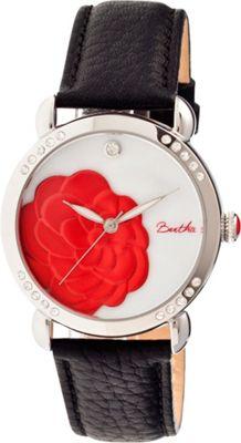 Bertha Watches Daphne Watch Black/Red - Bertha Watches Watches