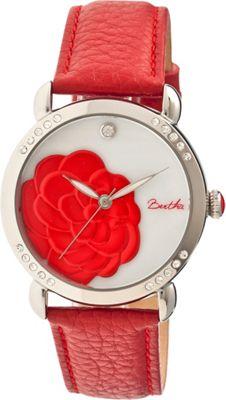 Bertha Watches Daphne Watch Red - Bertha Watches Watches